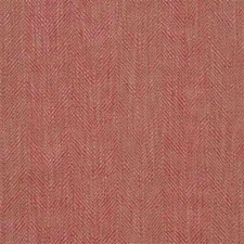 Pink Herringbone Drapery and Upholstery Fabric by Mulberry Home