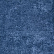 Indigo Velvet Drapery and Upholstery Fabric by Mulberry Home