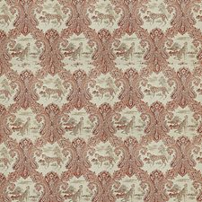 Henna Print Drapery and Upholstery Fabric by Pindler