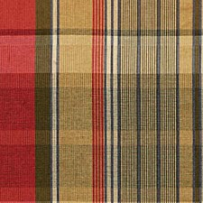 Tuscan Red Drapery and Upholstery Fabric by Robert Allen