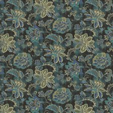 Midnight Blue Drapery and Upholstery Fabric by Kasmir