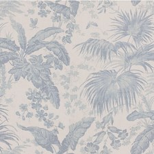 Ciel Botanical Drapery and Upholstery Fabric by Kravet