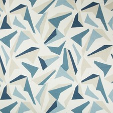 River Geometric Drapery and Upholstery Fabric by Kravet