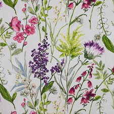 Chintz Drapery and Upholstery Fabric by RM Coco
