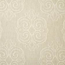 Champagne Damask Drapery and Upholstery Fabric by Pindler