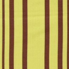 Kiwi/Chocolate Drapery and Upholstery Fabric by RM Coco