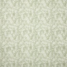 Green Print Drapery and Upholstery Fabric by Pindler