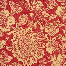 Cerise Weave Drapery and Upholstery Fabric by Mulberry Home