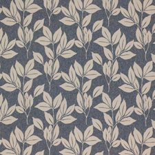 Faded Denim Drapery and Upholstery Fabric by RM Coco