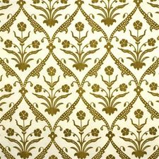 Lime Print Drapery and Upholstery Fabric by Groundworks