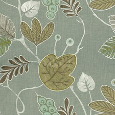 Aqua Contemporary Drapery and Upholstery Fabric by Groundworks