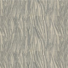 Slate/Oatmeal Modern Drapery and Upholstery Fabric by Groundworks