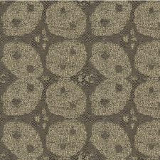Taupe Modern Drapery and Upholstery Fabric by Groundworks