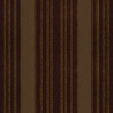 Claret Stripes Drapery and Upholstery Fabric by Groundworks