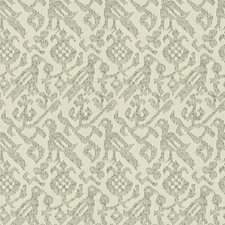 Grey Animal Drapery and Upholstery Fabric by Groundworks