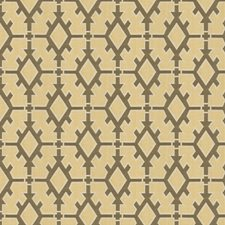 Gold Outdoor Drapery and Upholstery Fabric by Groundworks