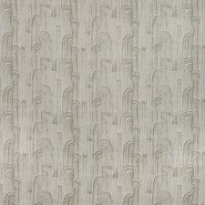Gris Modern Drapery and Upholstery Fabric by Groundworks
