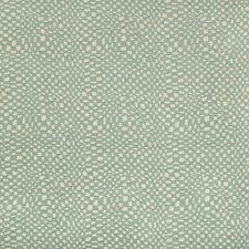 Seaglass Check Drapery and Upholstery Fabric by Groundworks