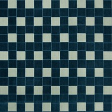 Marlin Check Drapery and Upholstery Fabric by Groundworks