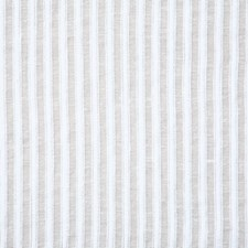 Snow Stripe Drapery and Upholstery Fabric by Pindler