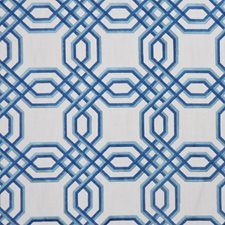 Nautical Drapery and Upholstery Fabric by RM Coco