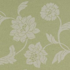 Green Drapery and Upholstery Fabric by Highland Court