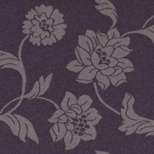 Purple Drapery and Upholstery Fabric by Highland Court