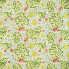 Parrot Botanical Drapery and Upholstery Fabric by Kravet