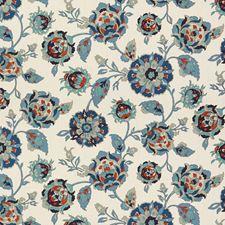 Santorini Print Drapery and Upholstery Fabric by Kravet