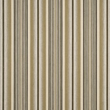 Natural Stripes Drapery and Upholstery Fabric by G P & J Baker
