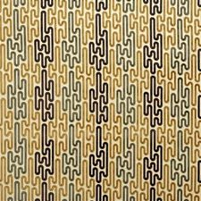 Brn/Cam Modern Drapery and Upholstery Fabric by G P & J Baker