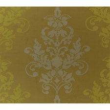 Moss Damask Drapery and Upholstery Fabric by Brunschwig & Fils