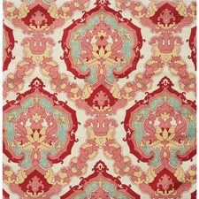 Fraise Damask Drapery and Upholstery Fabric by Brunschwig & Fils