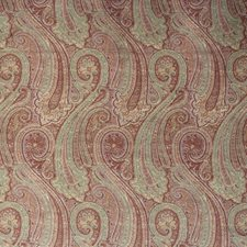 Rose Paisley Drapery and Upholstery Fabric by Lee Jofa