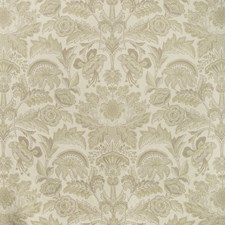 Lavender Sage Jacobeans Drapery and Upholstery Fabric by Kravet