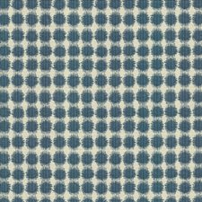 Cabana Blue Drapery and Upholstery Fabric by Kasmir
