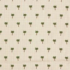 Linen Small Scales Drapery and Upholstery Fabric by Laura Ashley