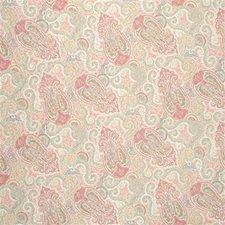Stone Paisley Drapery and Upholstery Fabric by Laura Ashley
