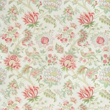 Peony Print Drapery and Upholstery Fabric by Kravet