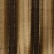Brown Stripes Drapery and Upholstery Fabric by Baker Lifestyle