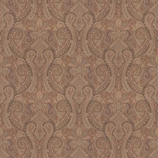 Terracotta Drapery and Upholstery Fabric by Ralph Lauren