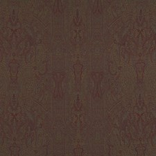 Aubergine Drapery and Upholstery Fabric by Ralph Lauren