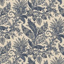 Porcelain Drapery and Upholstery Fabric by Ralph Lauren