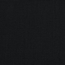 Jet Black Drapery and Upholstery Fabric by Ralph Lauren