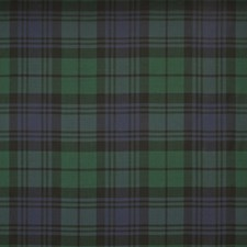 Black Watch Drapery and Upholstery Fabric by Ralph Lauren
