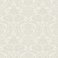 White Drapery and Upholstery Fabric by Ralph Lauren