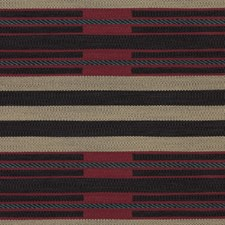 Raveled Red Drapery and Upholstery Fabric by Ralph Lauren