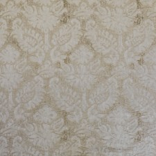Silver/Gold Damask Drapery and Upholstery Fabric by Kravet