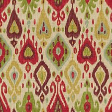 Beige/Multi Ikat Drapery and Upholstery Fabric by Kravet