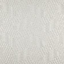 Beige Geometric Drapery and Upholstery Fabric by JF